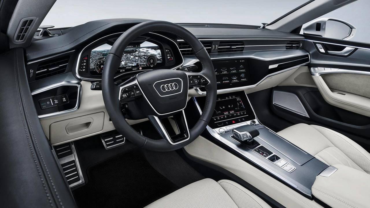 Système audio Bang & Olufsen sur l'Audi A7