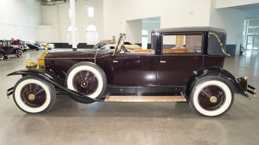 Rolls-Royce Phantom From Sunset Boulevard Costs $1.55 Million