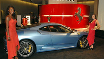 Ladies Love Ferrari