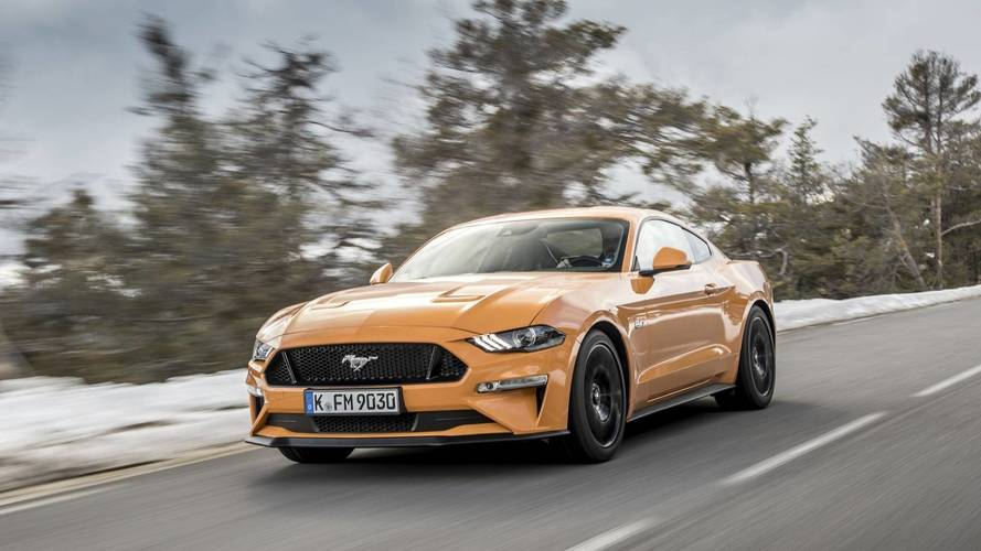 Essai Ford Mustang GT (2018) - Bonification d'une icône