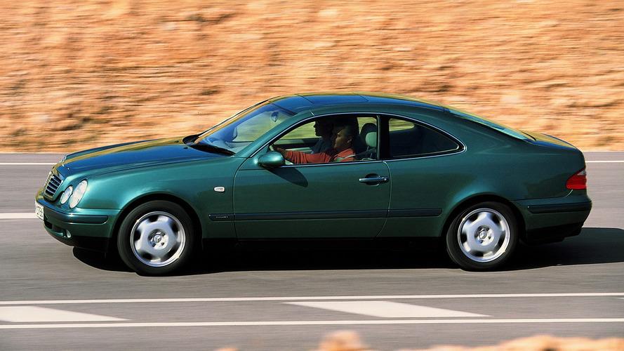 Worst Sports Cars: Mercedes CLK (first generation)