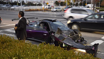 Pagani Zonda ZoZo Crash