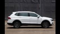 Novo Volkswagen Tiguan de sete lugares aparece em fotos oficiais