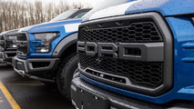 Ford F-150 Raptor China