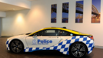 BMW i8 for Rose Bay Police