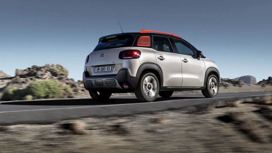 Citroën C3 Aircross İlk Sürüş İncelemesi