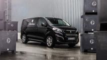 Peugeot Gillardeau Food Truck