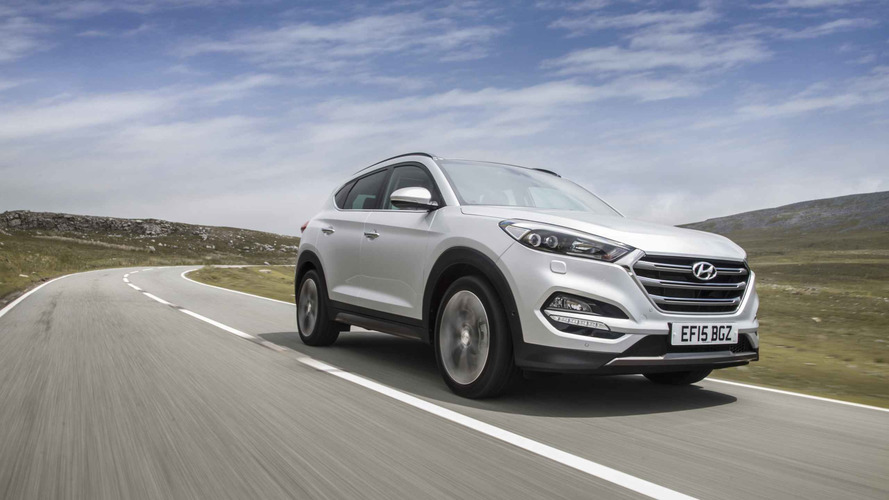 2017 Hyundai Tucson Review