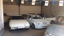 Abandoned French Lada dealership