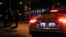 Alpine A120 prototipo