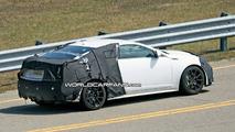 Cadillac CTS-V Coupe Spy Photos