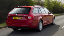 2017 Skoda Octavia UK First Drive