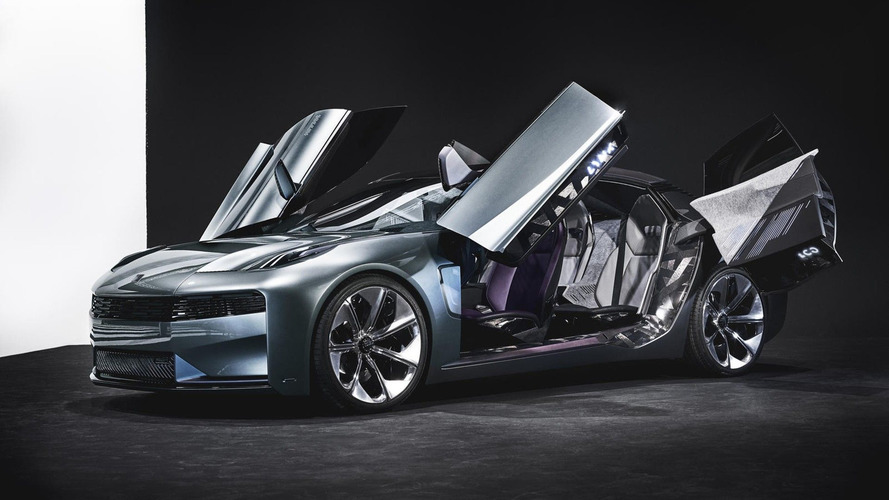 Lynk & Co Shows Off Its Attractive EV Sedan In Full