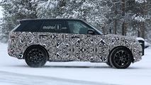 Range Rover Sport casus fotoğrafları