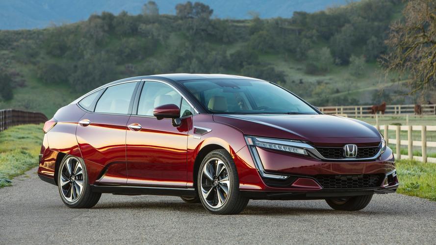 2017 Honda Clarity Fuel Cell İlk Sürüş İncelemesi