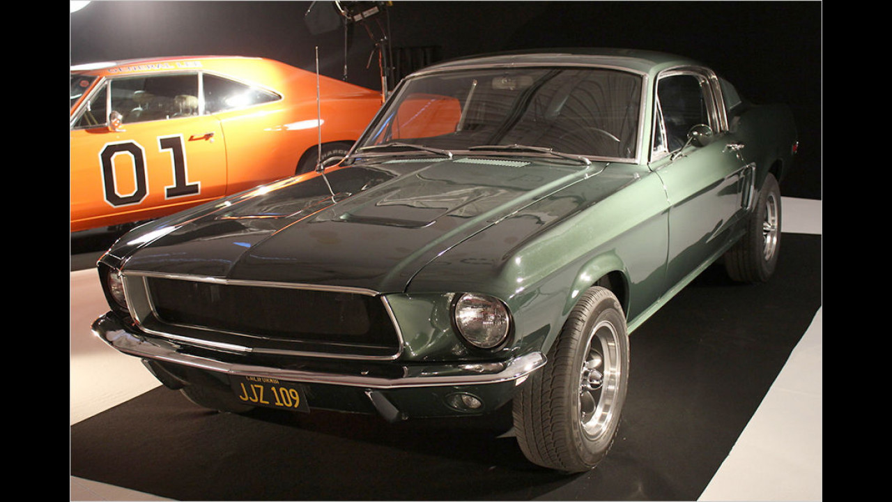 Ford Mustang GT 390: Bullitt (1968)