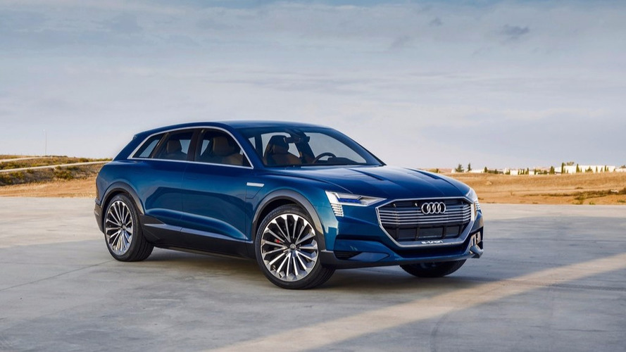 Audi e-tron Quattro - Réservations ouvertes en Norvège