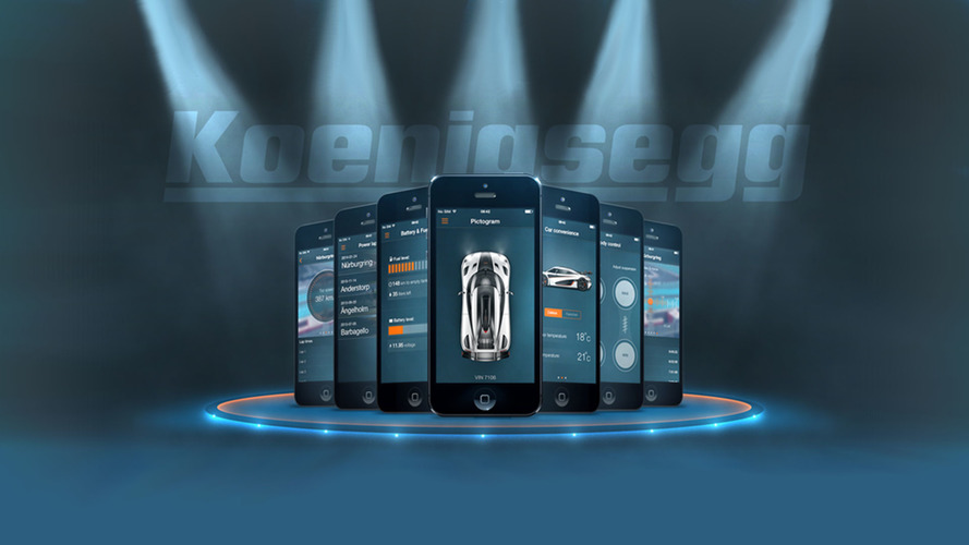 Koenigsegg boss has app showing where each hypercar is located