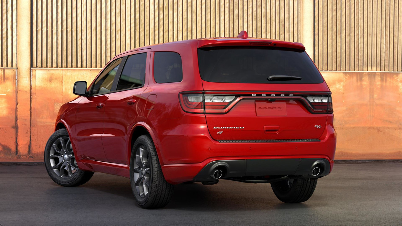 can 39 t afford the srt 2018 dodge durango r t gets srt looks. Black Bedroom Furniture Sets. Home Design Ideas