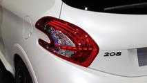 Peugeot 208 GTI at 2012 Paris Motor Show