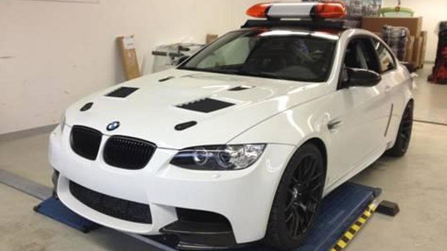 2012 BMW M3 DTM safety car revealed