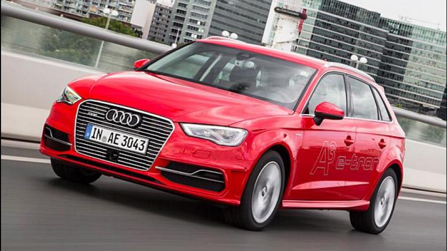 Audi A3 Sportback e-tron, l'inizio di un nuovo viaggio
