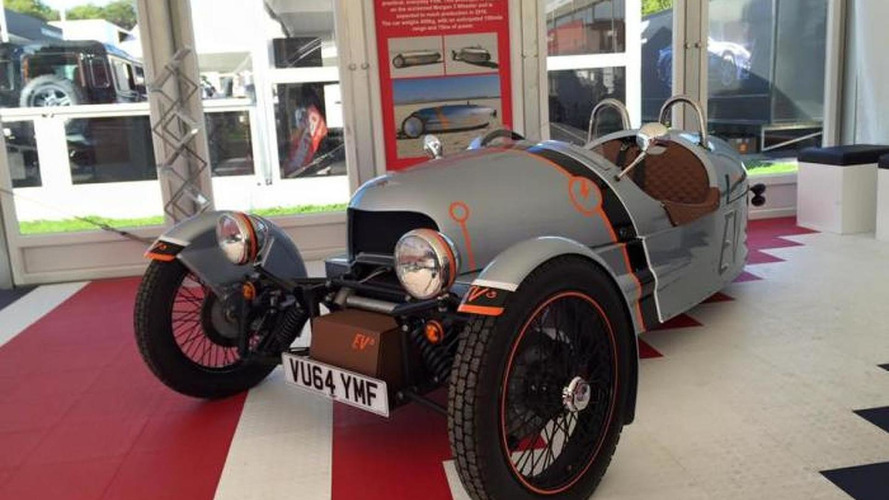 Morgan to launch hybrids starting 2019