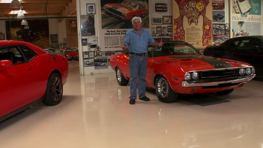 Jay Leno to host a new car show on CNBC