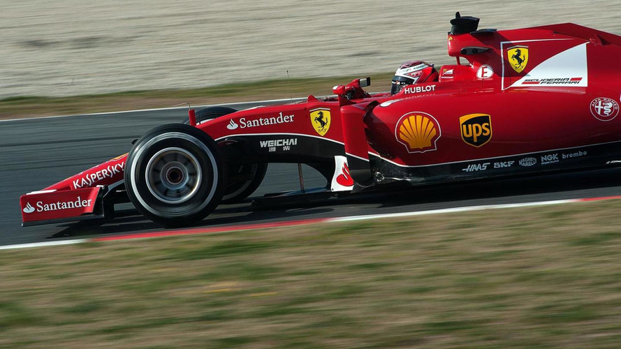 Ferrari not expecting 2015 title bid - boss