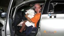New Toyota Yaris Crash Test - Driver