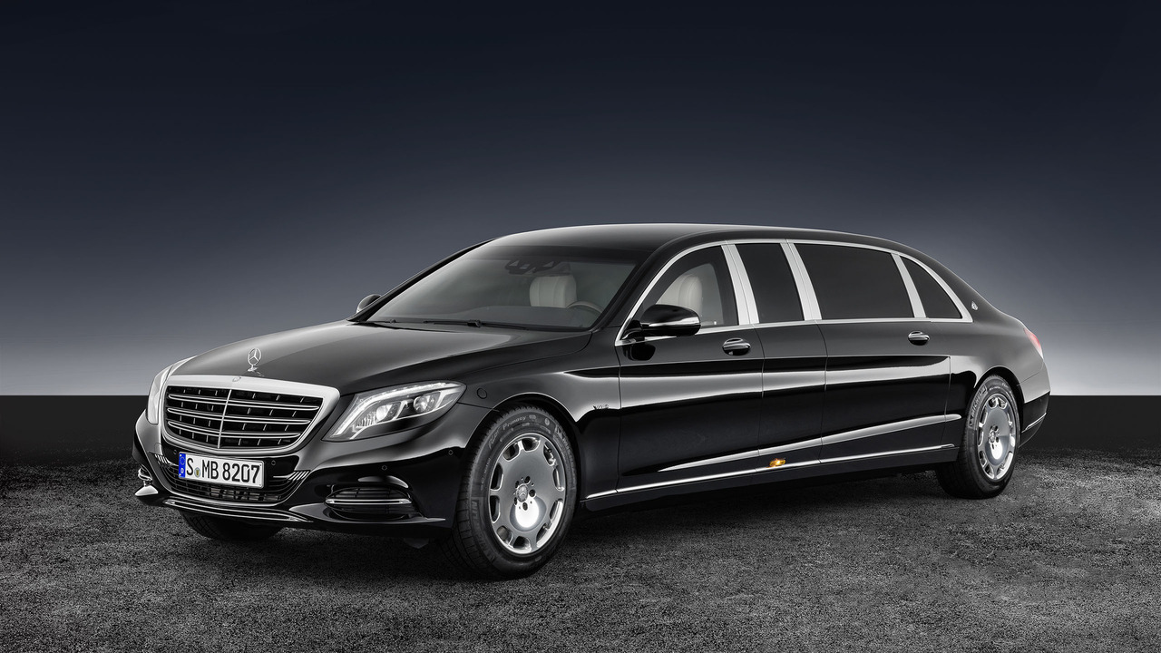 mercedes maybach s600 pullman guard quand luxe rime avec s curit. Black Bedroom Furniture Sets. Home Design Ideas