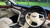 2012 Bentley Mulsanne owned by Lister CEO