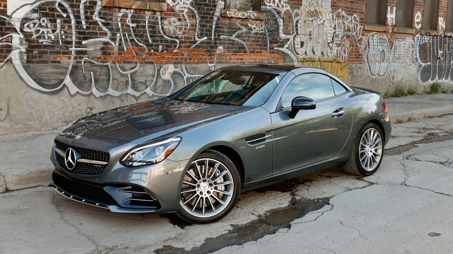 Review: 2017 Mercedes-AMG SLC 43