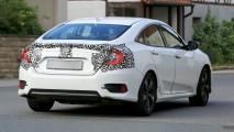 2017 model Honda Civic sedan ve hatchback Avrupa'ya hazırlanıyor