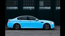 ReStyleIt Olympic Blue BMW M5
