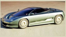 1991 Lotus Emotion concept