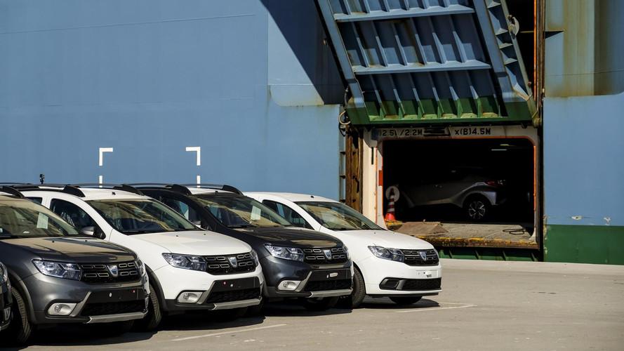 Renault - Un million de véhicules produits à l'usine de Tanger