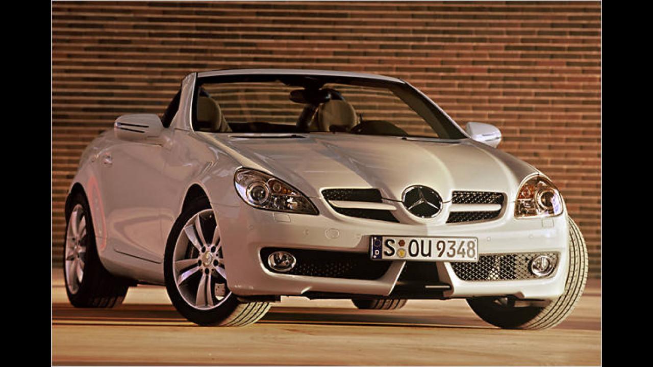 Angebot: Mercedes SLK 200 Kompressor