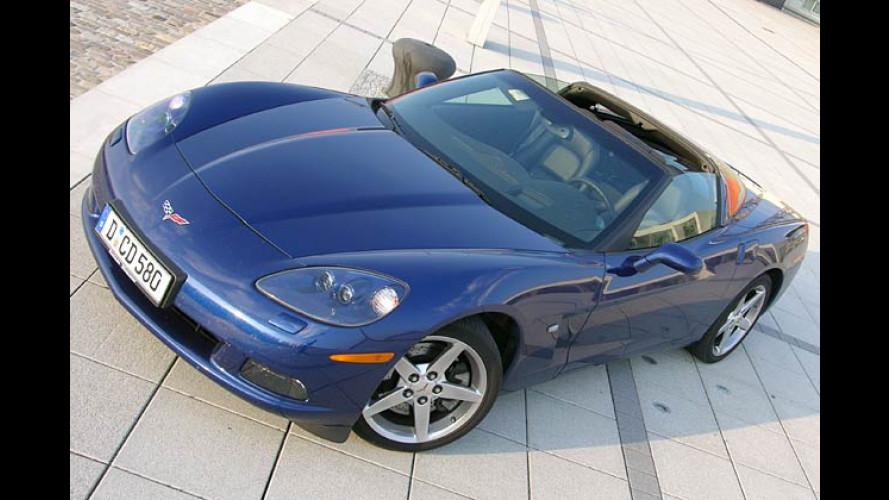 Des Wahnsinns Vette Beute: Corvette C6 Coupé im Test