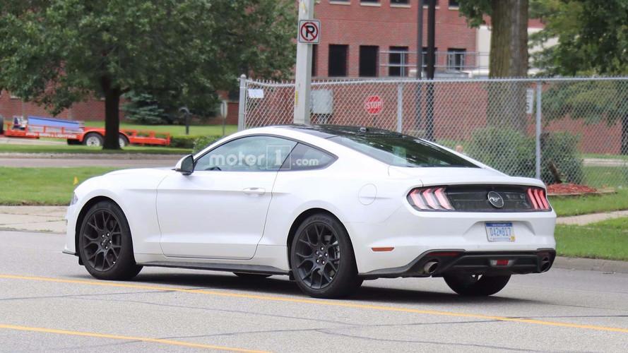 2018 Ford Mustang'in Avrupa versiyonu Amerika'da görüntülendi