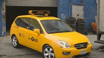 Next New York Taxi Cab - New Kia Rondo
