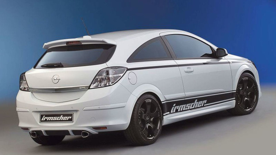 The Purest Irmscher Opel Astra GTC