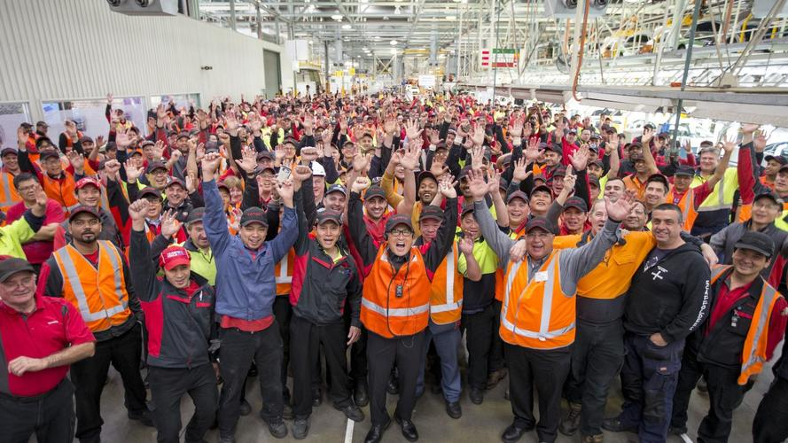 Toyota ends auto production in Australia