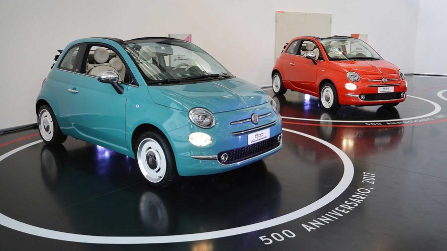 Evergreen Fiat 500 Sales Still Rising