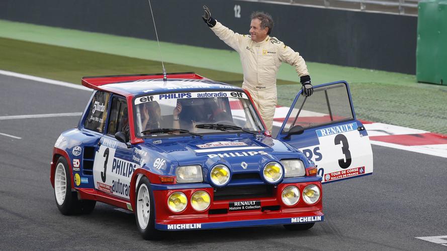 PHOTOS - Jean Ragnotti, 72 ans, et 50 ans de pilotage !