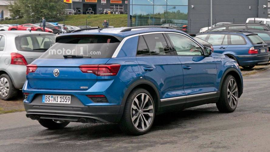 ¡Gran noticia! El Volkswagen T-Roc R 2019 será realidad