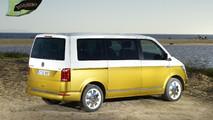 Volkswagen Multivan 2018 Bulli 70 Aniversario