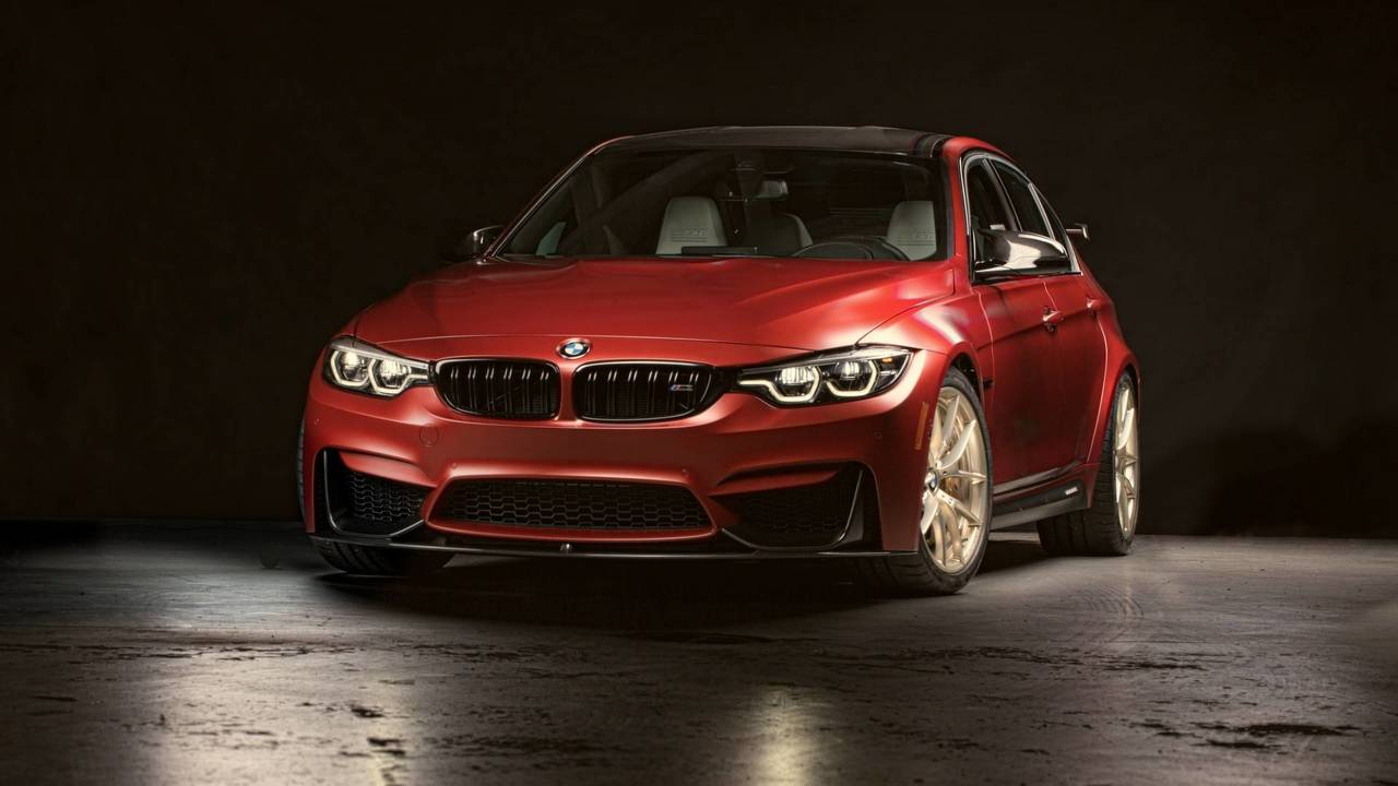 BMW M3 30 Years Edition 2018