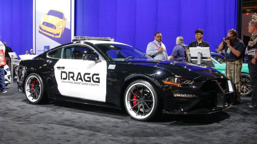 Photos - 7 Ford Mustang modifiées au SEMA Show