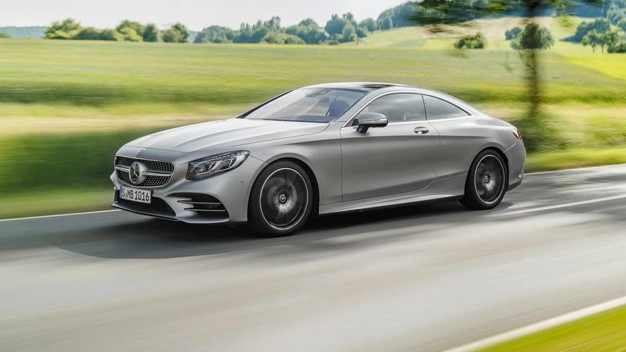 Mercedes-Benz reveals UK prices for new S-Class Coupe